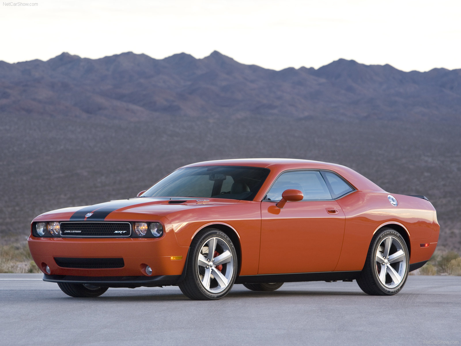Dodge challenger srt8 photo 52112