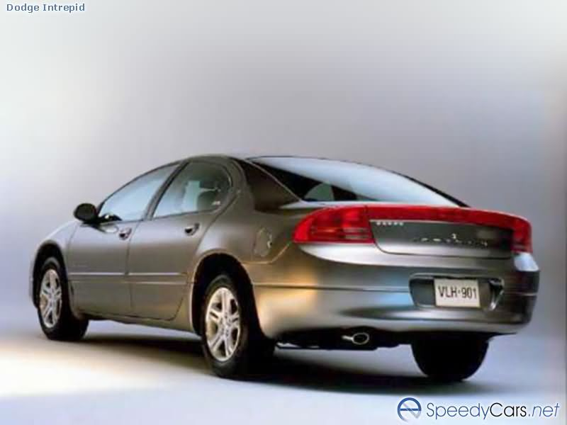 Dodge Intrepid photo 4260