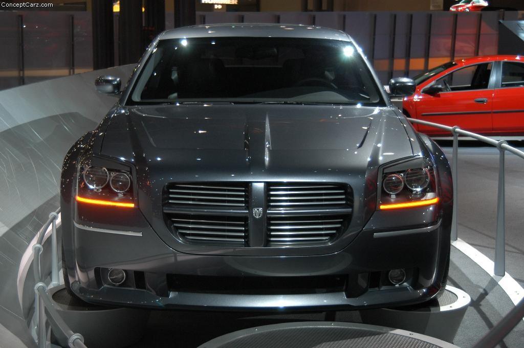 Dodge Magnum SRT photo #22643