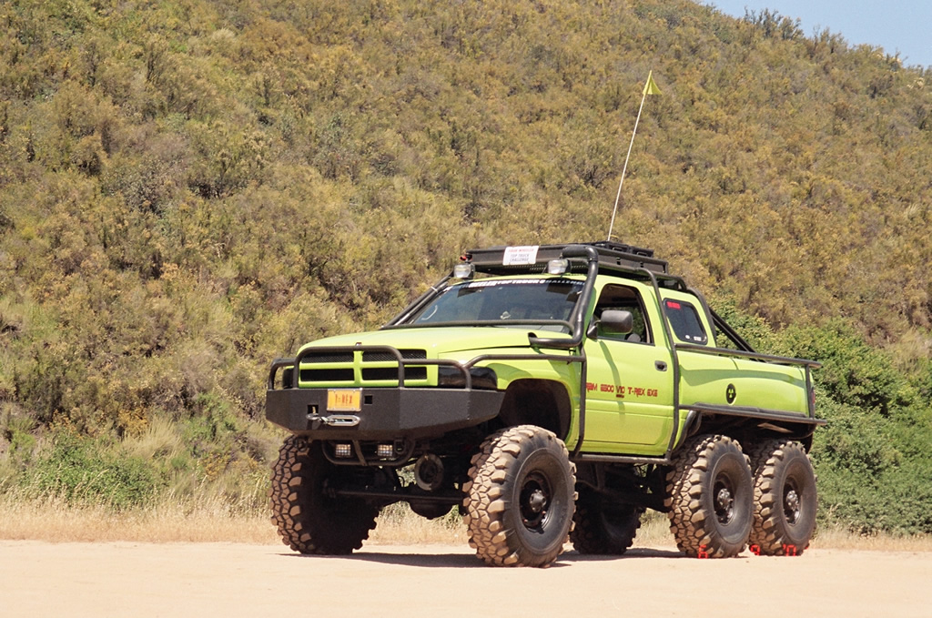 Dodge T-Rex photo 37751