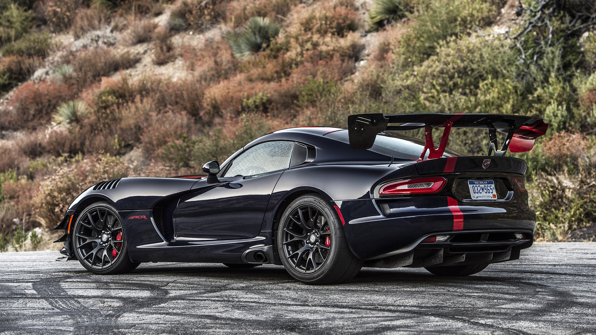 Dodge Viper ACR photo 171617