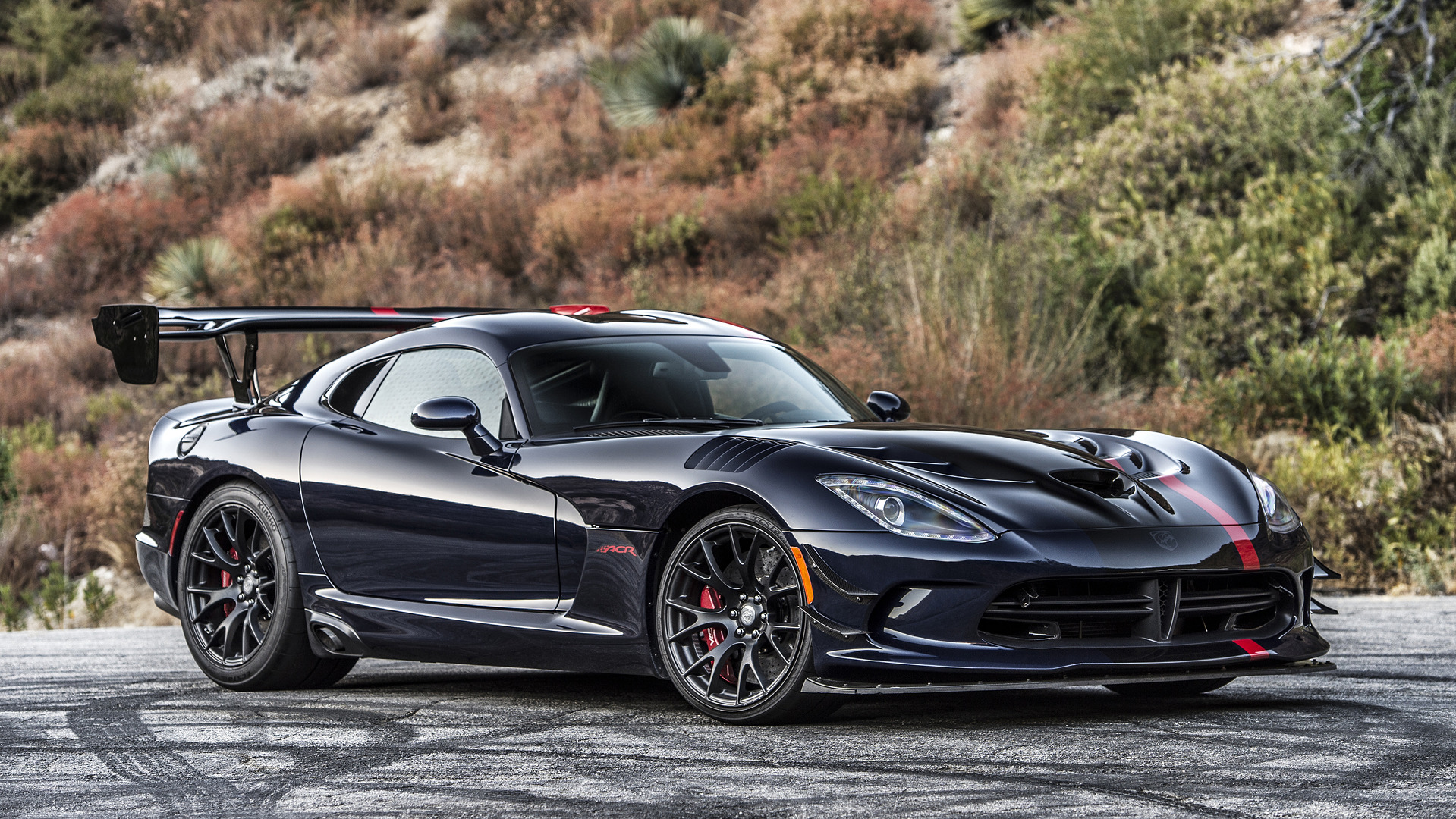 Dodge Viper ACR photo 171625