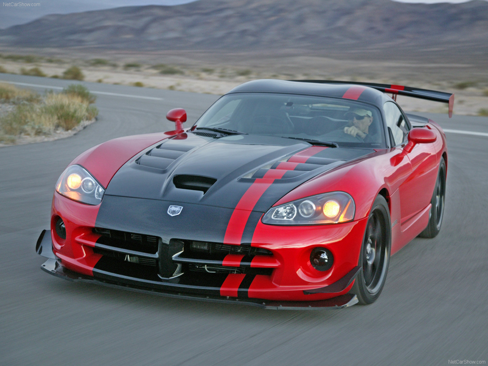Dodge Viper SRT-10 ACR photo 49117
