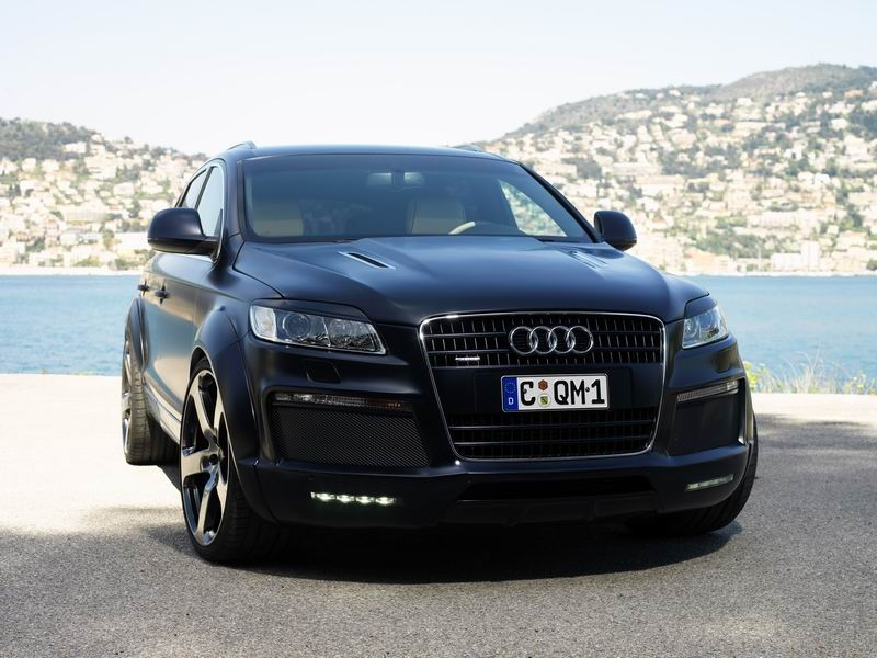 Enco Exclusive Audi Q7 Photos Photogallery With 16 Pics HD Wallpapers Download free images and photos [musssic.tk]