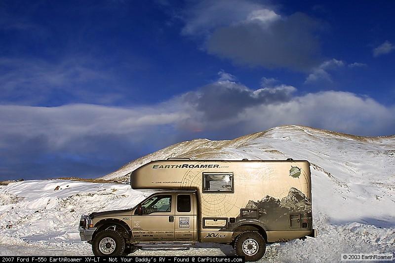 Earthroamer Xv Lt Ford F 550 Photos Photogallery With 13