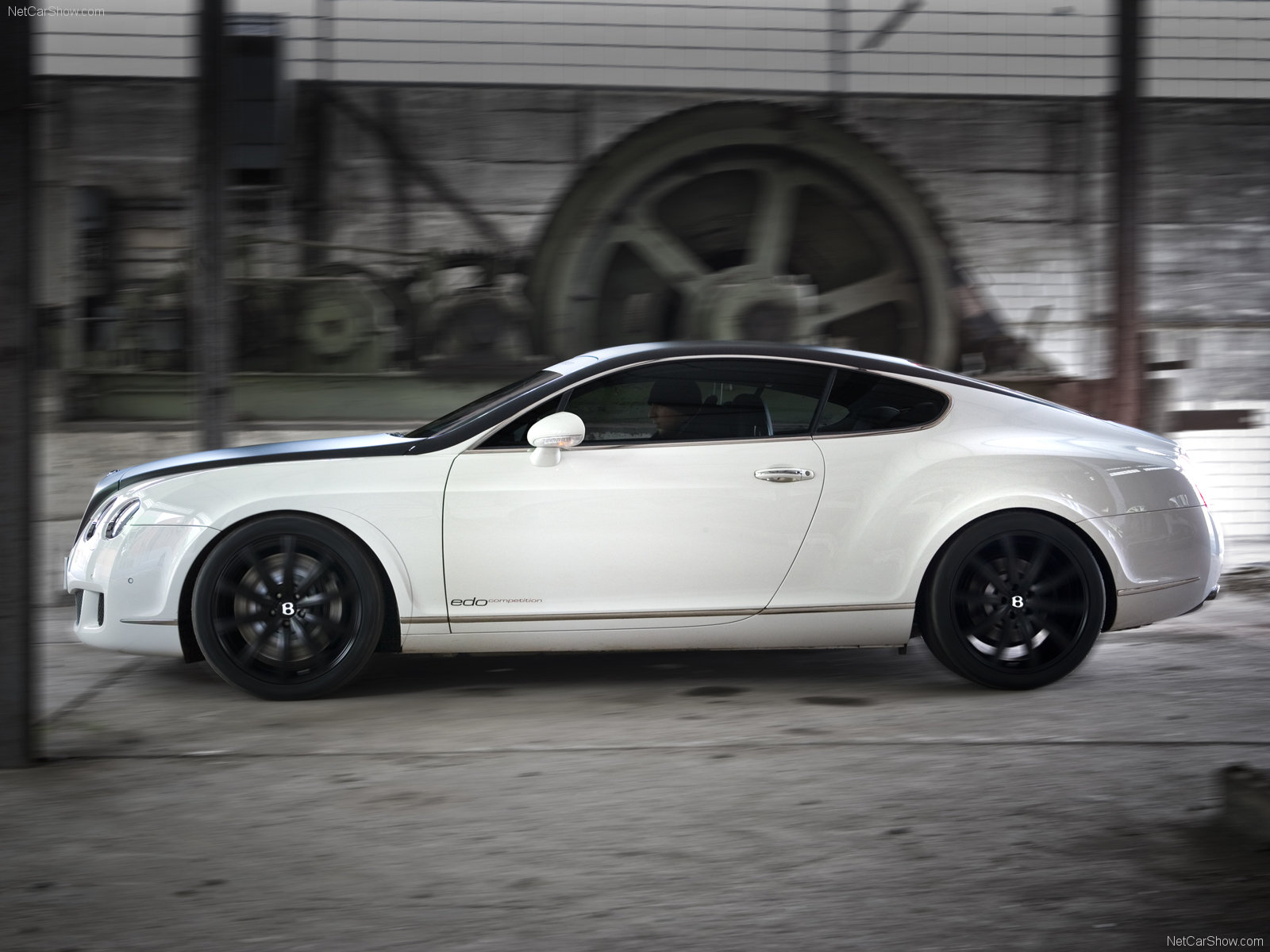... can vote for this Edo Competition Bentley Continental GT Speed photo