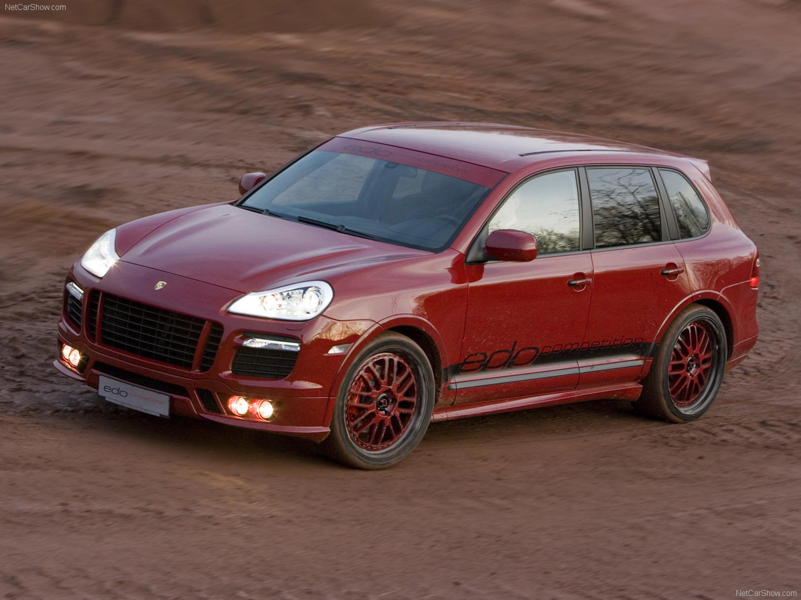 Edo Competition Porsche Cayenne GTS photos - PhotoGallery with 10 ...