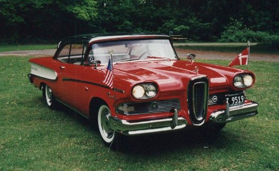 Edsel Pacer photo 19605