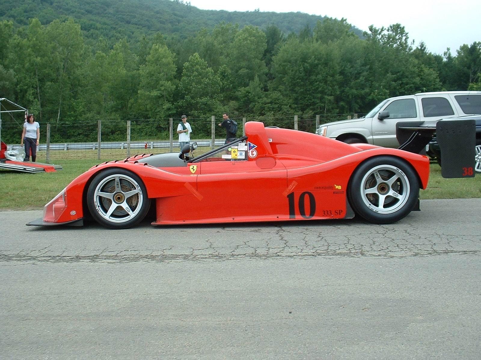Ferrari 333 Sp Photos Photogallery With 9 Pics Carsbase Com