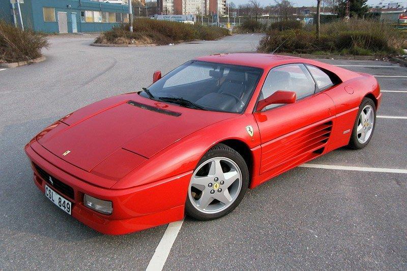 Ferrari 348 Tb Photos Photogallery With 7 Pics Carsbase Com