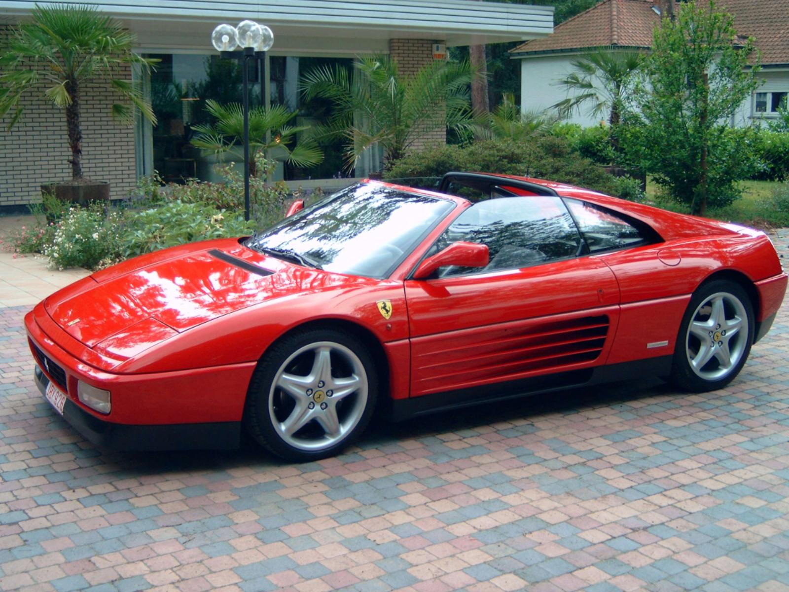 ferrari 348 ts photos photogallery with 6 pics. Black Bedroom Furniture Sets. Home Design Ideas
