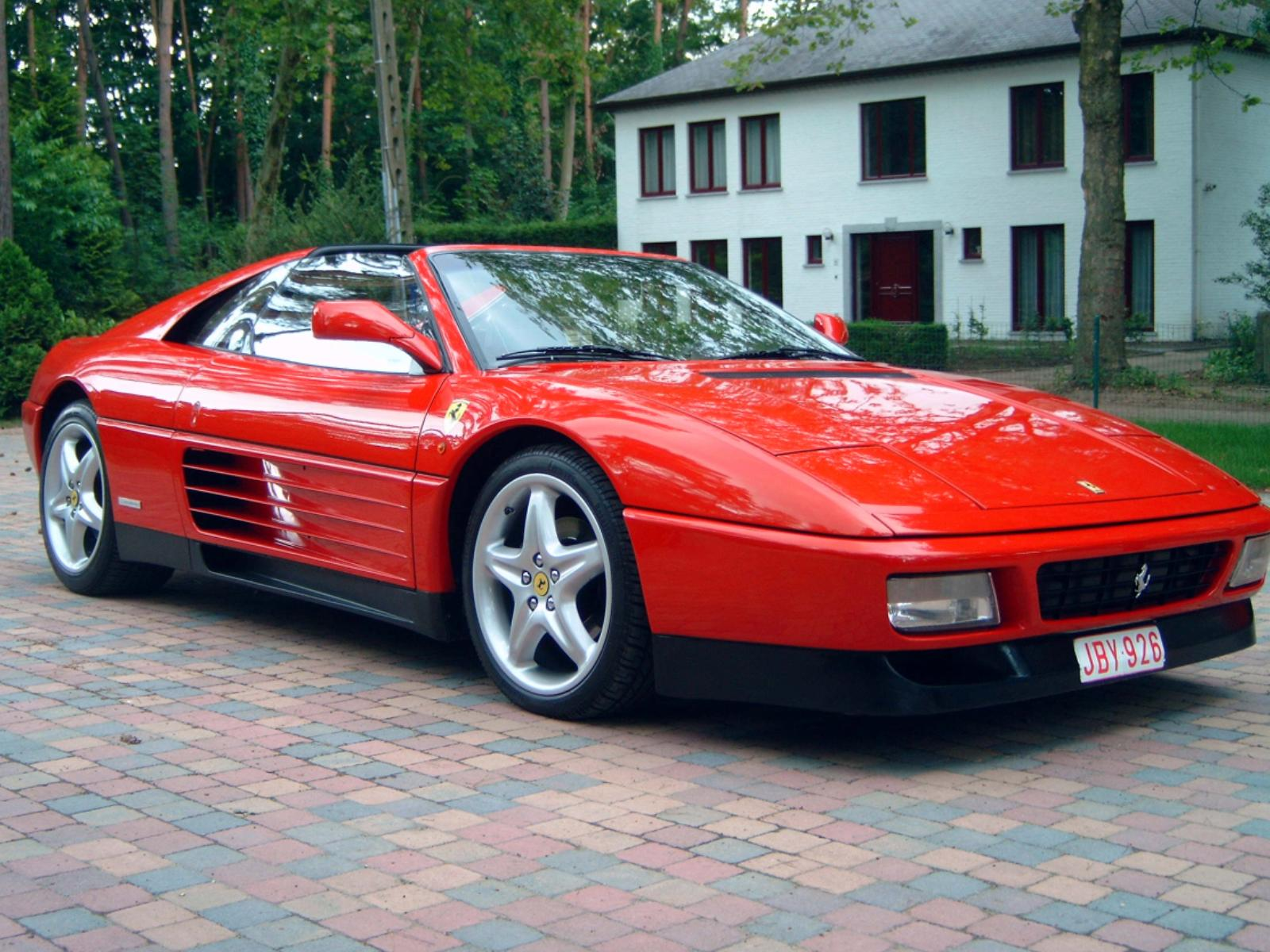 Ferrari 348 Ts Photos Photogallery With 6 Pics Carsbase Com