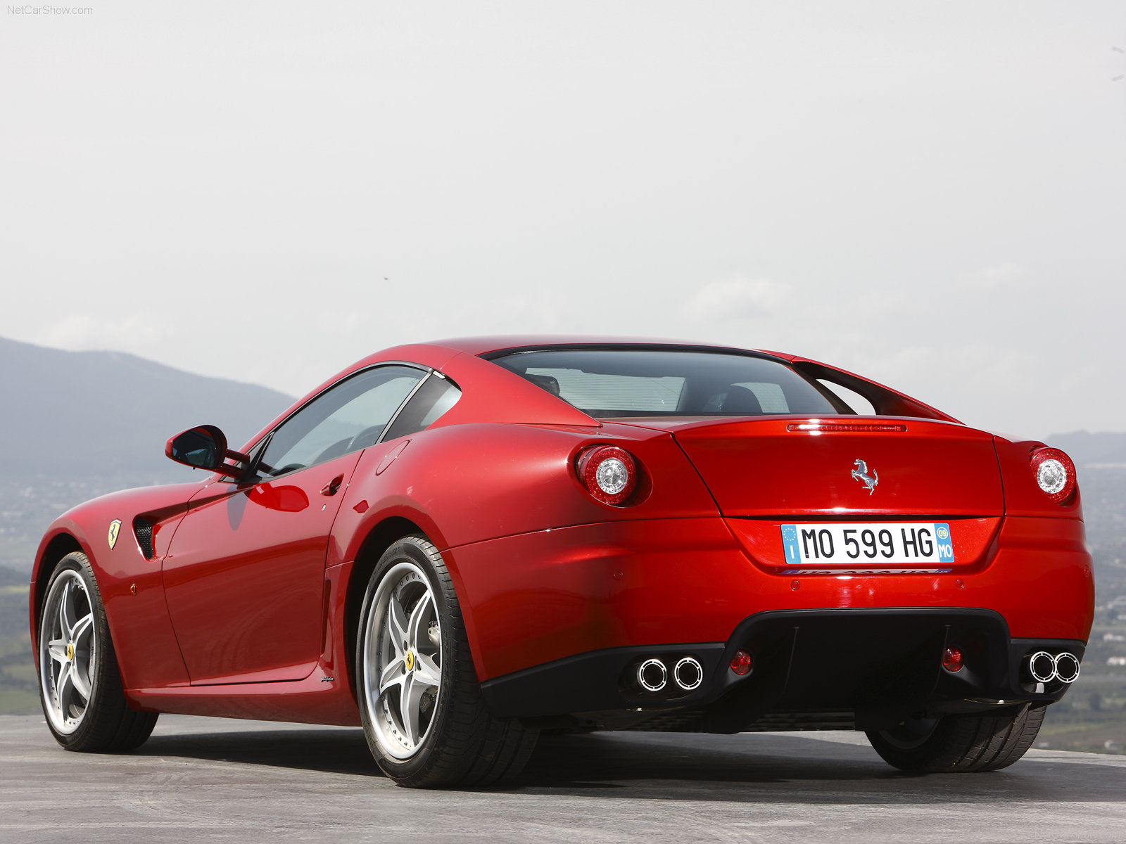 Ferrari 599 GTB Fiorano HGTE picture  65247  Ferrari photo gallery