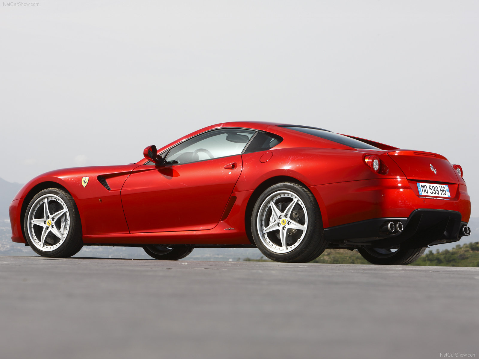 Ferrari 599 GTB Fiorano HGTE picture  65248  Ferrari photo gallery