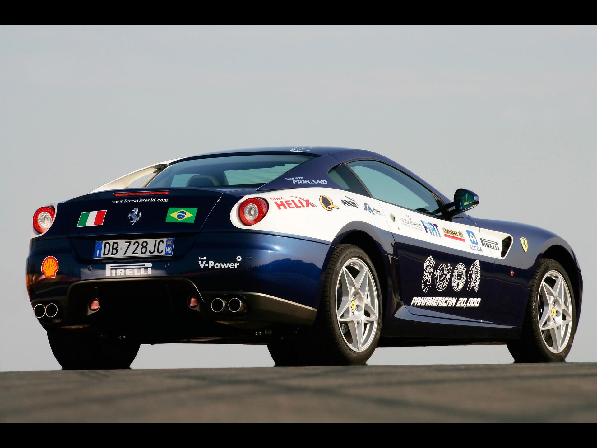 Ferrari 599 gtb photos photogallery with 18 pics carsbase new ferrari 599 gtb pictures vanachro Images