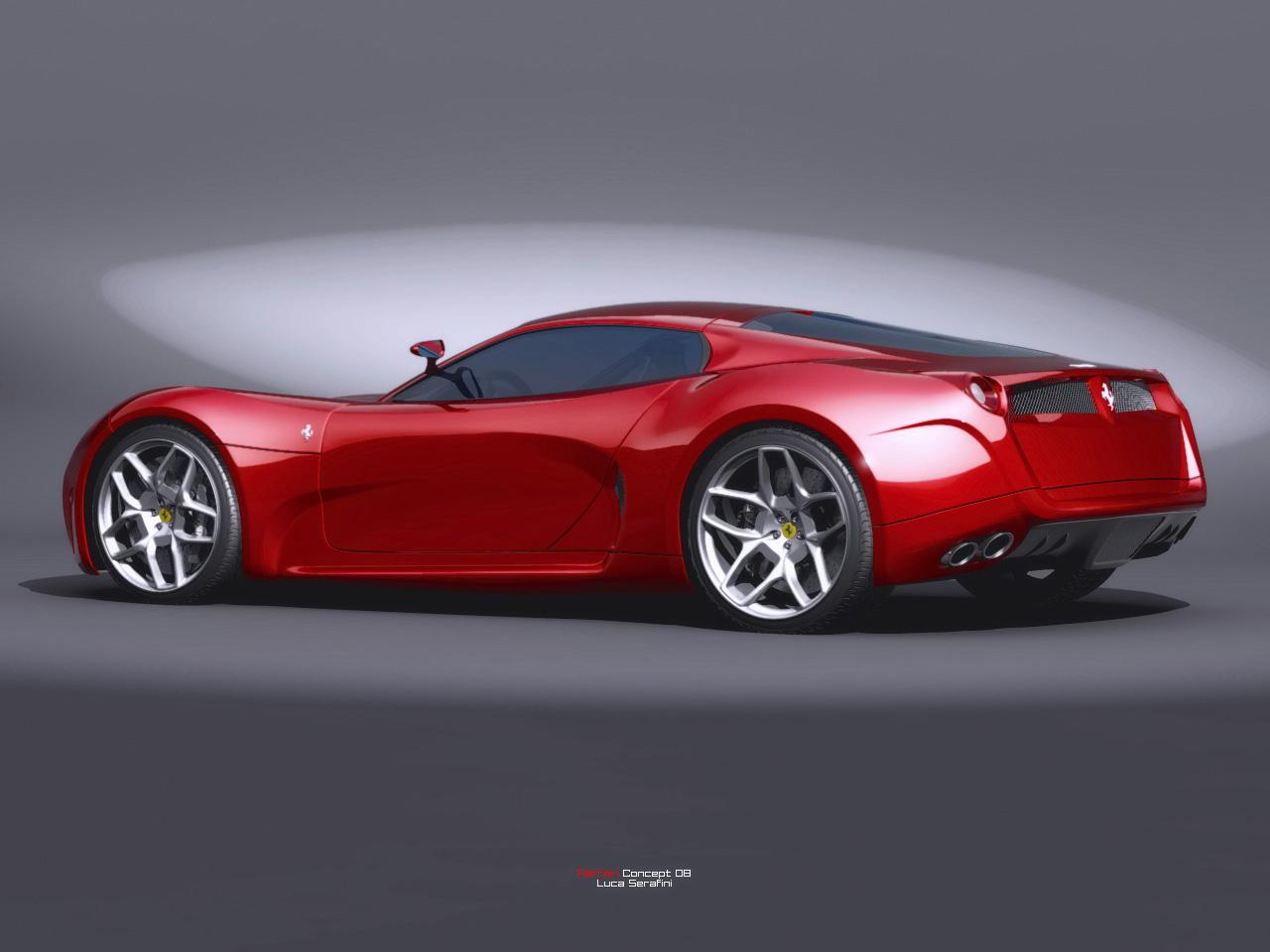 Ferrari Concept Photo 54713