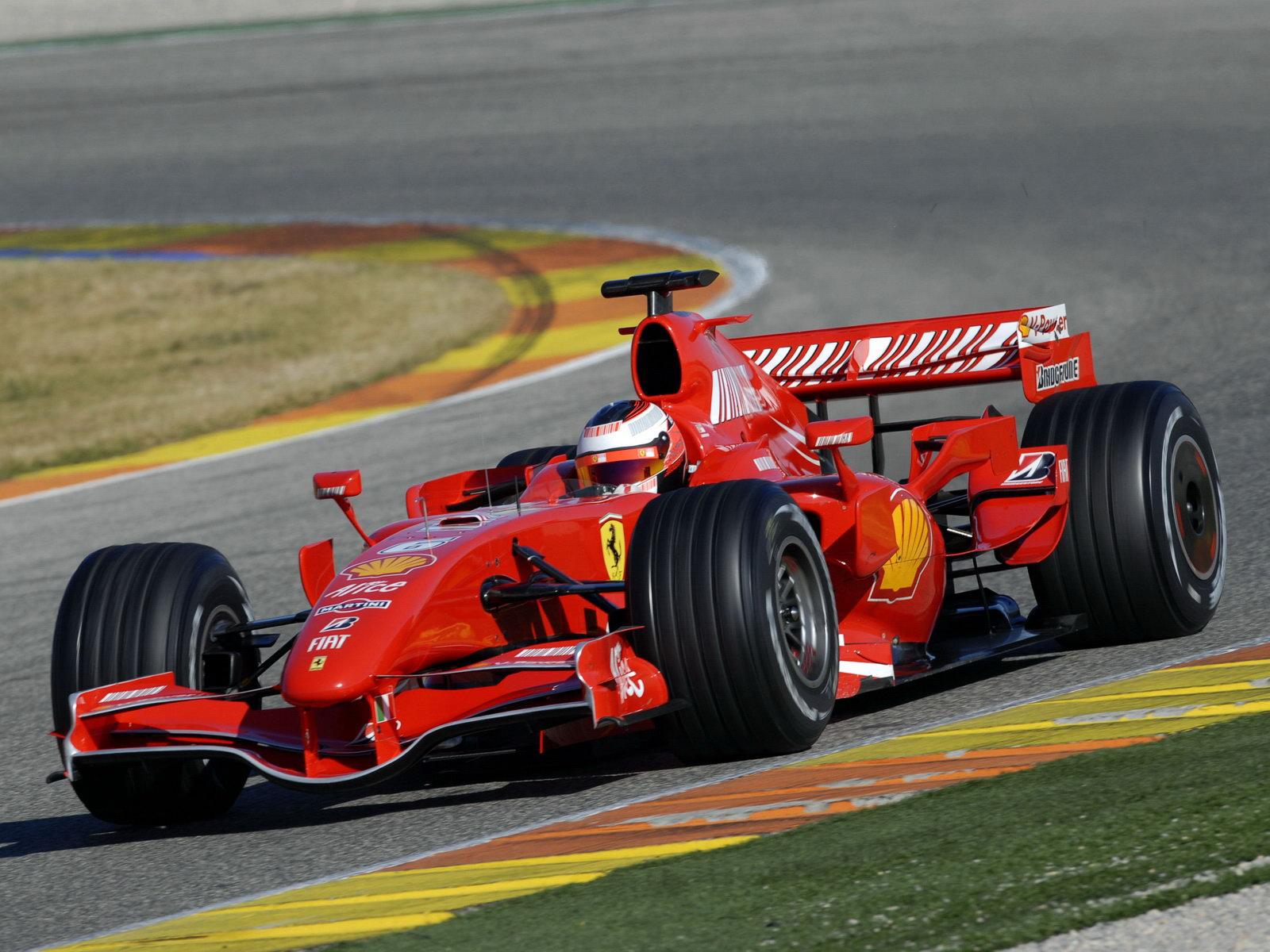 Ferrari F2007 Photos Photogallery With 8 Pics Carsbase Com