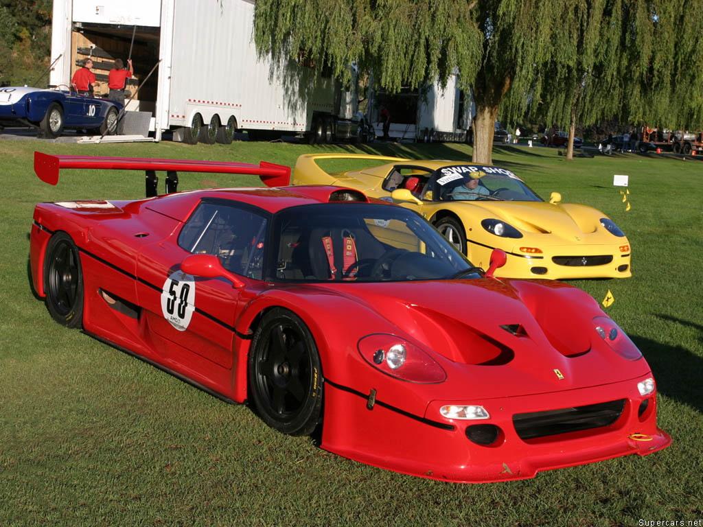 Ferrari F50 Gt Photos Photogallery With 8 Pics Carsbase Com