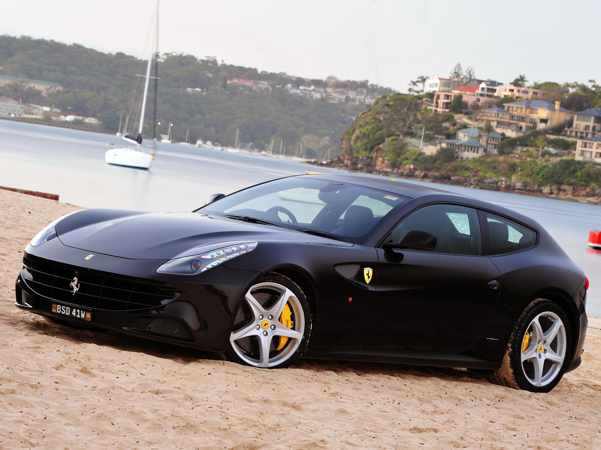 Ferrari FF Photo 95675