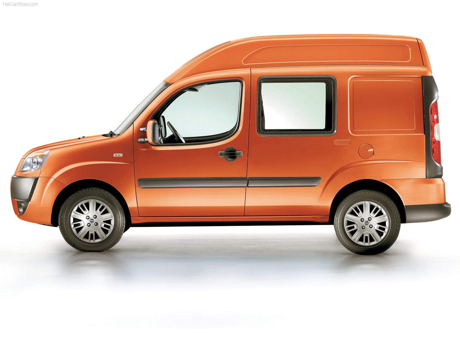cargo fbx fiat car lws max lw models model lwo obj doblo suv cgtrader