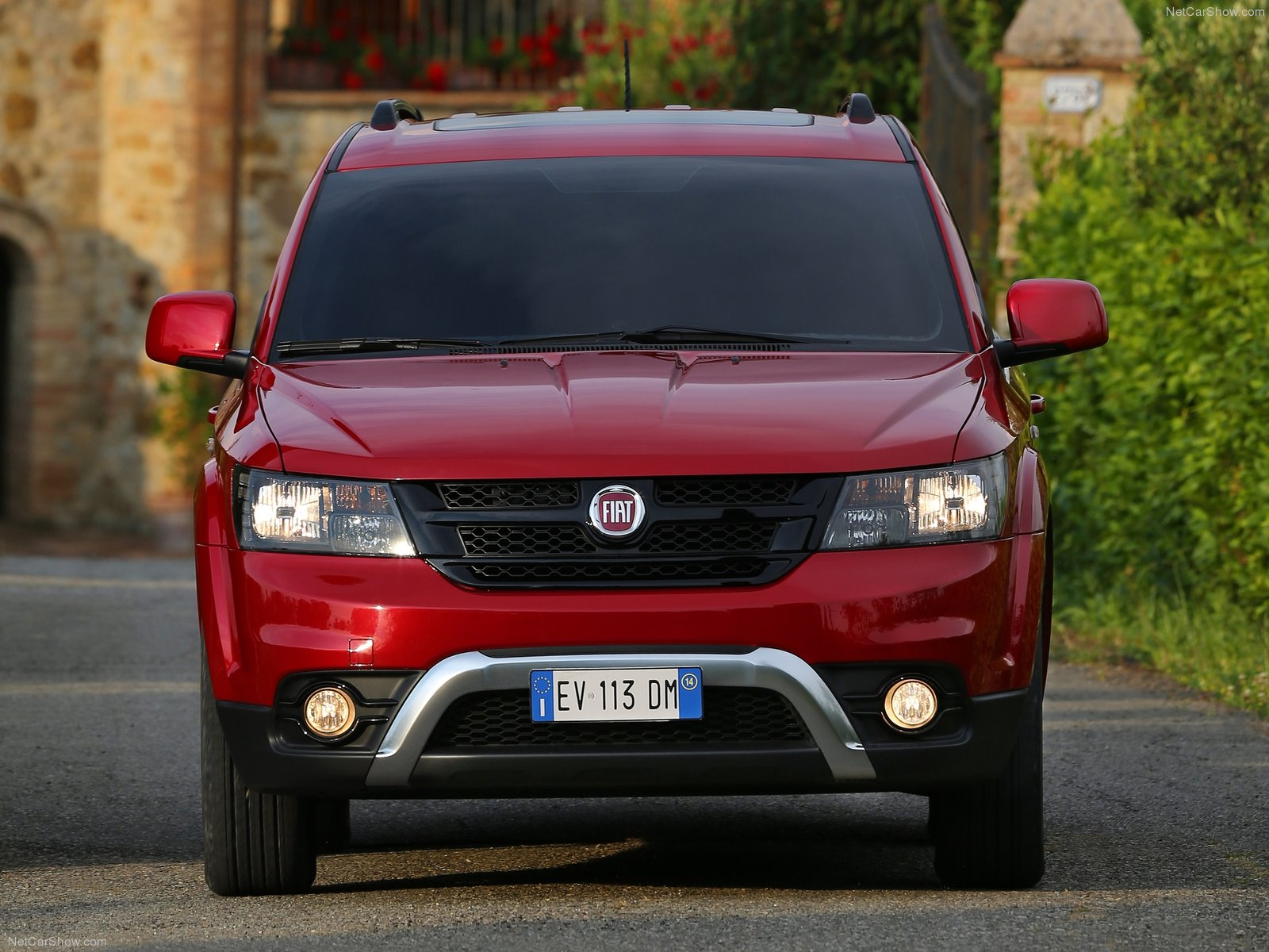 fiat freemont cross picture 124319 fiat photo gallery. Black Bedroom Furniture Sets. Home Design Ideas