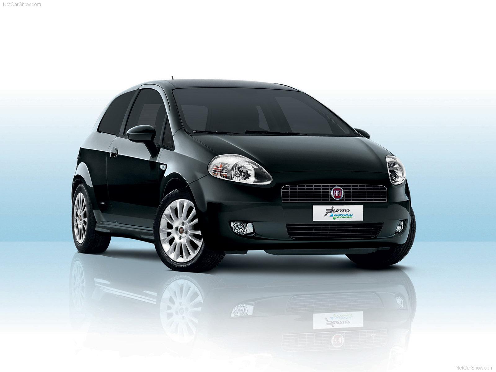 Fiat Grande Punto Natural Power Picture 58871 Fiat