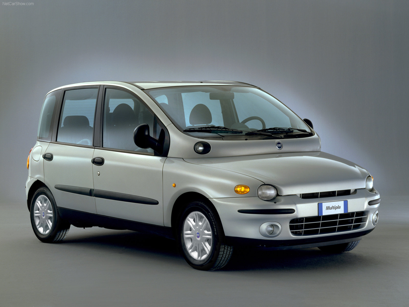 fiat multipla picture 35079 fiat photo gallery. Black Bedroom Furniture Sets. Home Design Ideas