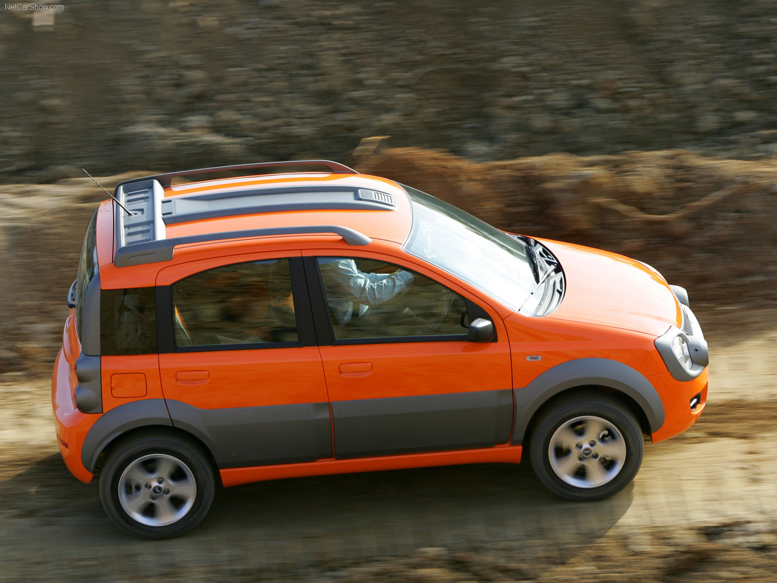 fiat panda cross photos photogallery with 141 pics. Black Bedroom Furniture Sets. Home Design Ideas