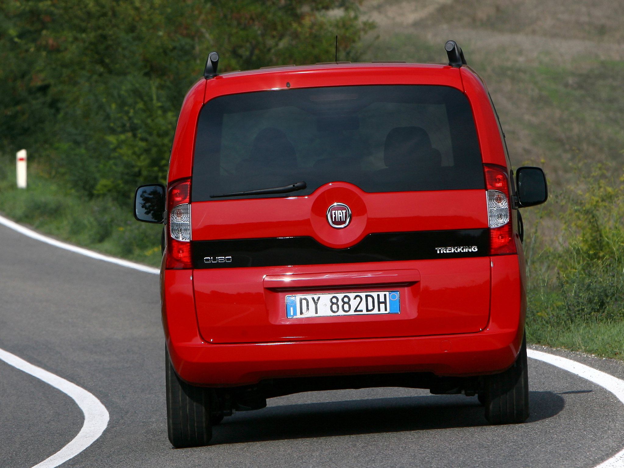 fiat qubo trekking picture 91819 fiat photo gallery. Black Bedroom Furniture Sets. Home Design Ideas