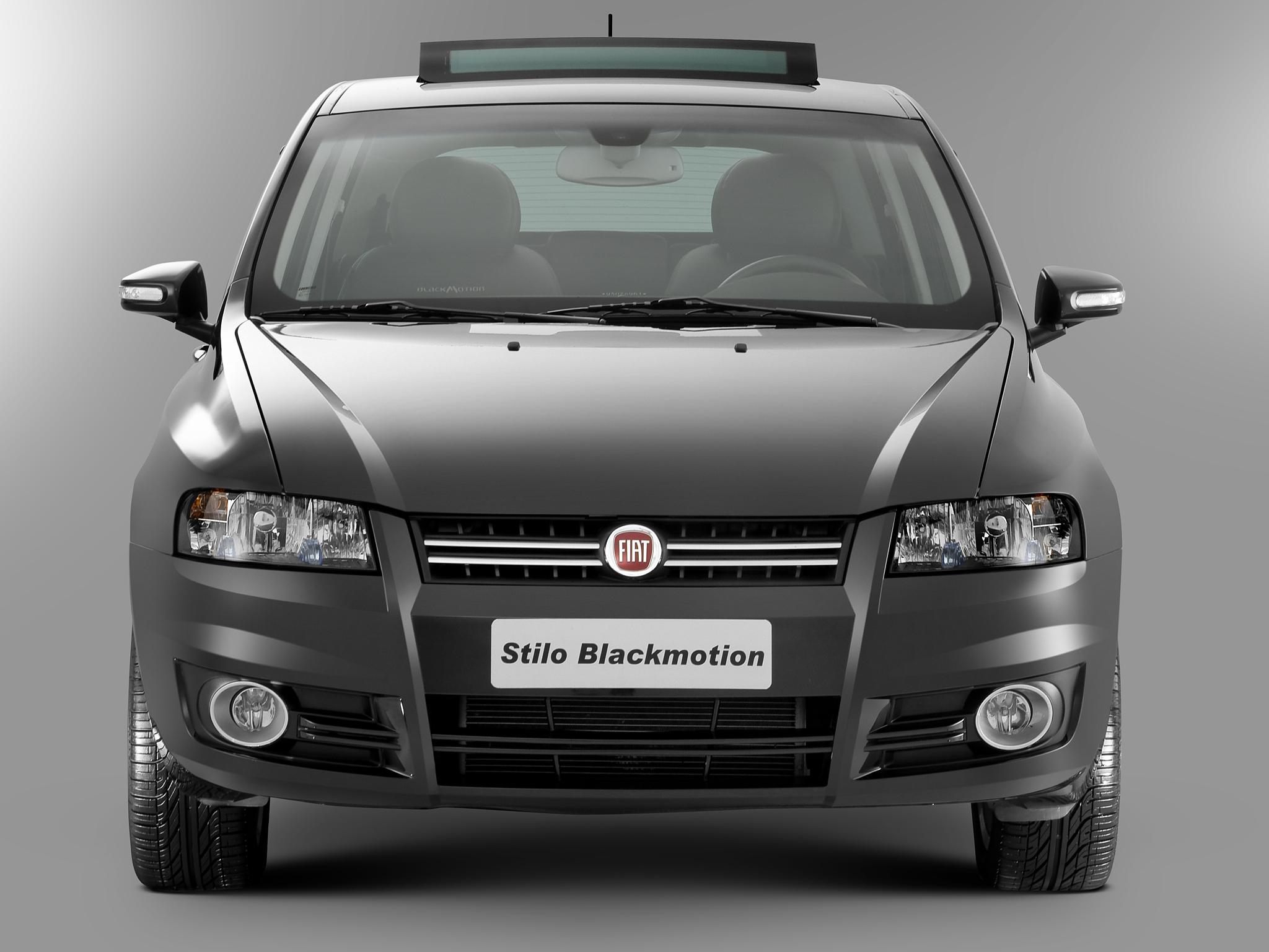 Fiat Stilo Photos Photogallery With 14 Pics Carsbase Com