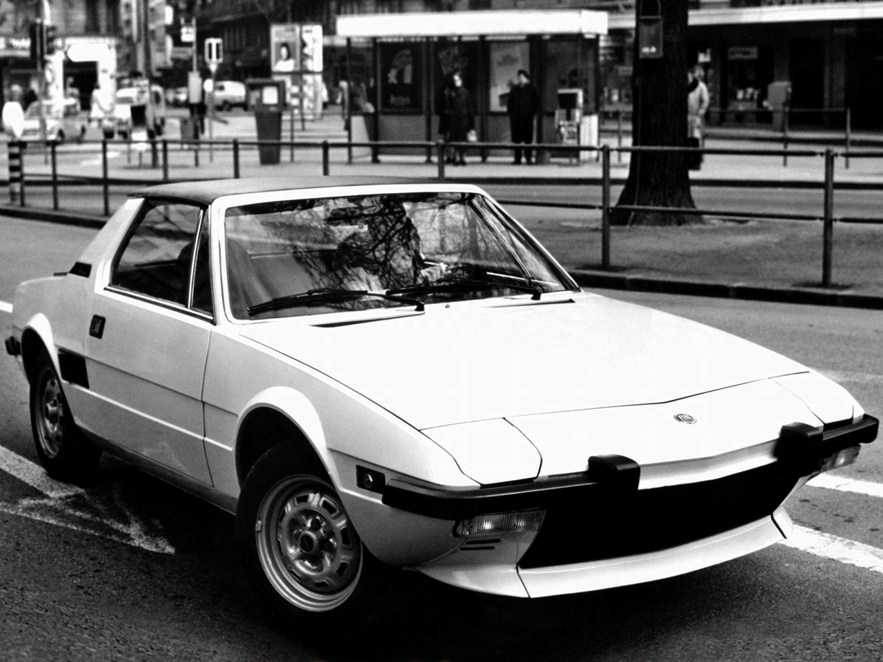 Fiat X 1/9 photos - PhotoGallery with 3 pics | CarsBase.com - Cars ...