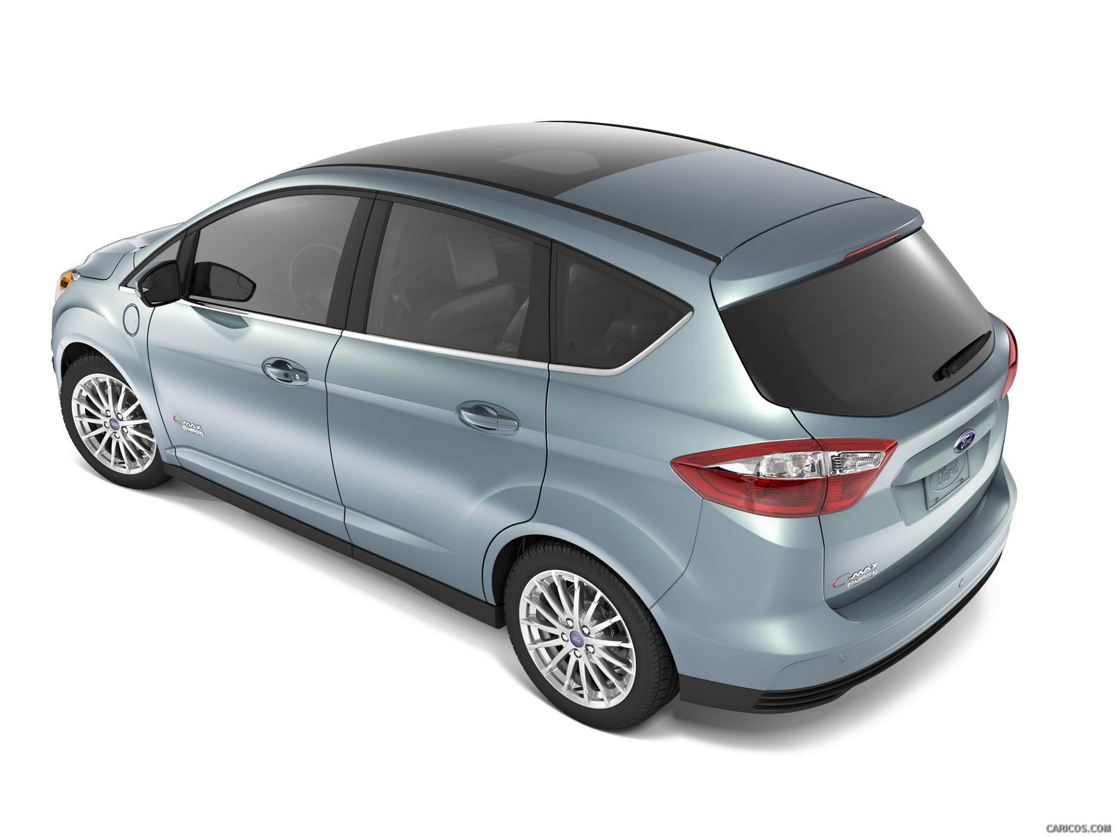 Ford C-Max Hybrid Review - Edmunds.com