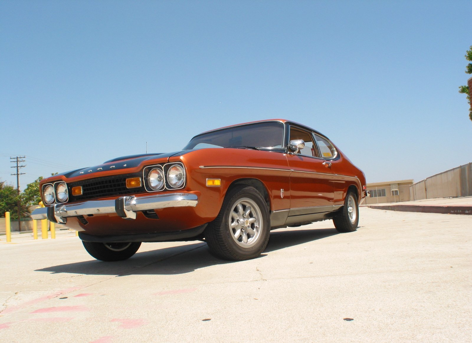 Ford Capri photo 105452