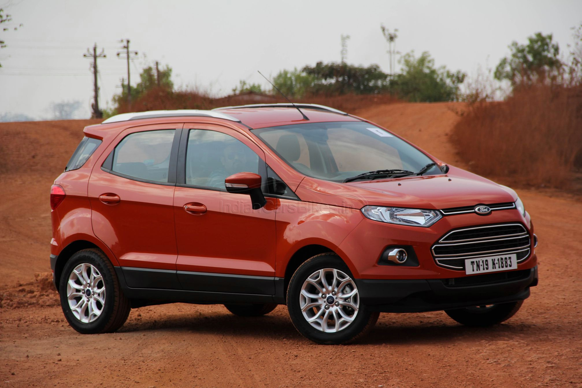 Ford EcoSport photos  PhotoGallery with 15 pics CarsBasecom