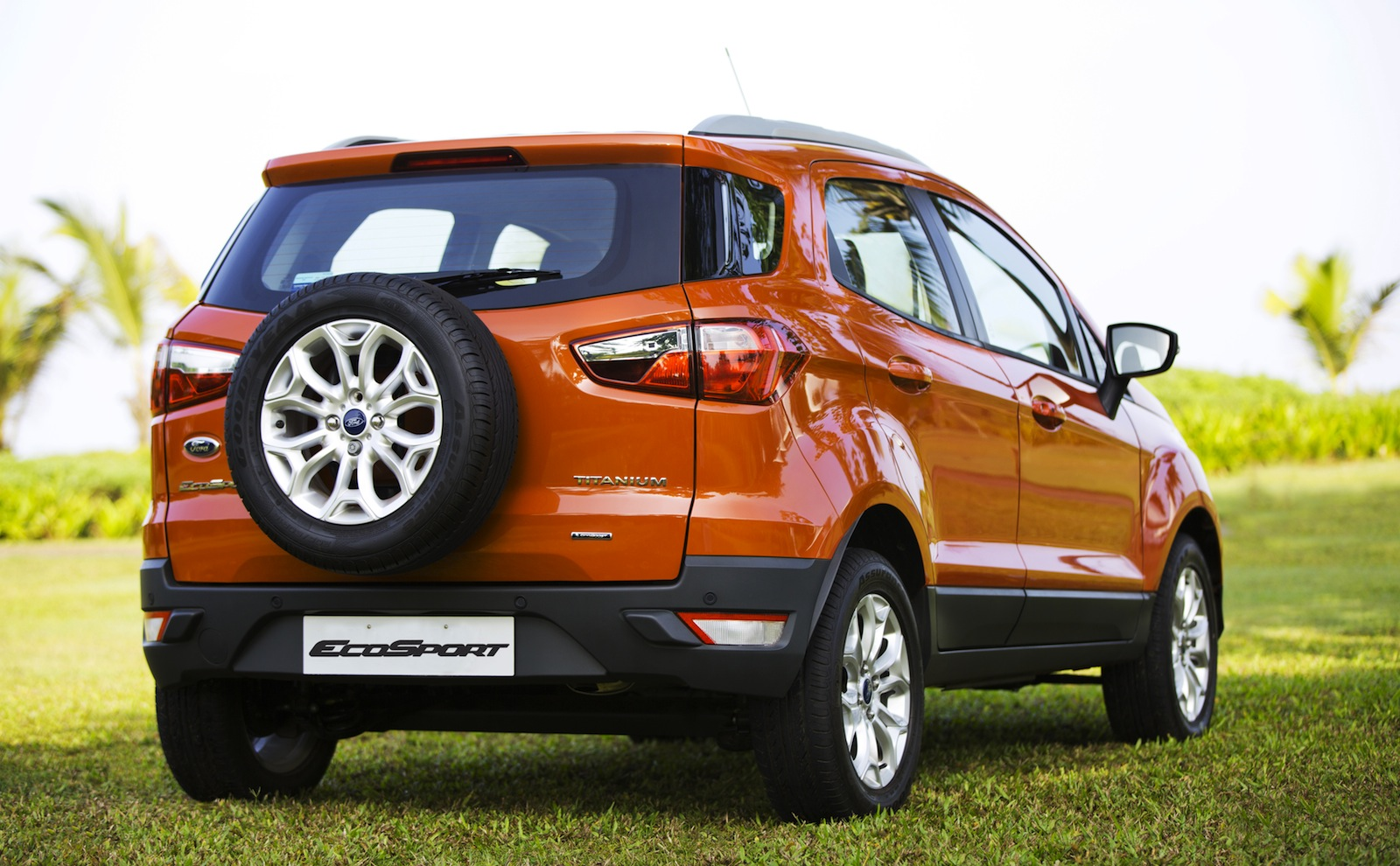New Ford EcoSport pictures & Ford EcoSport photos - PhotoGallery with 15 pics| CarsBase.com markmcfarlin.com