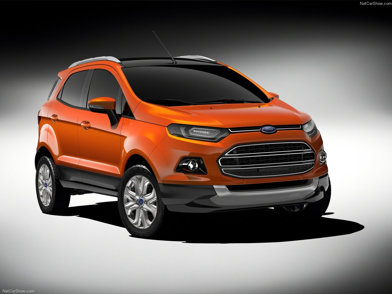 Форд Экоспорт (2016-2017) - фото, цена, характеристики ...