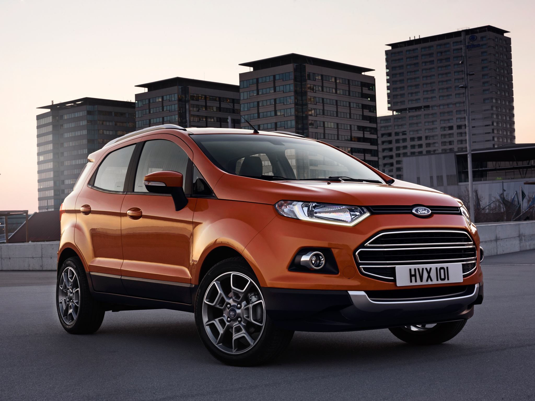 Ford EcoSport photo 99471