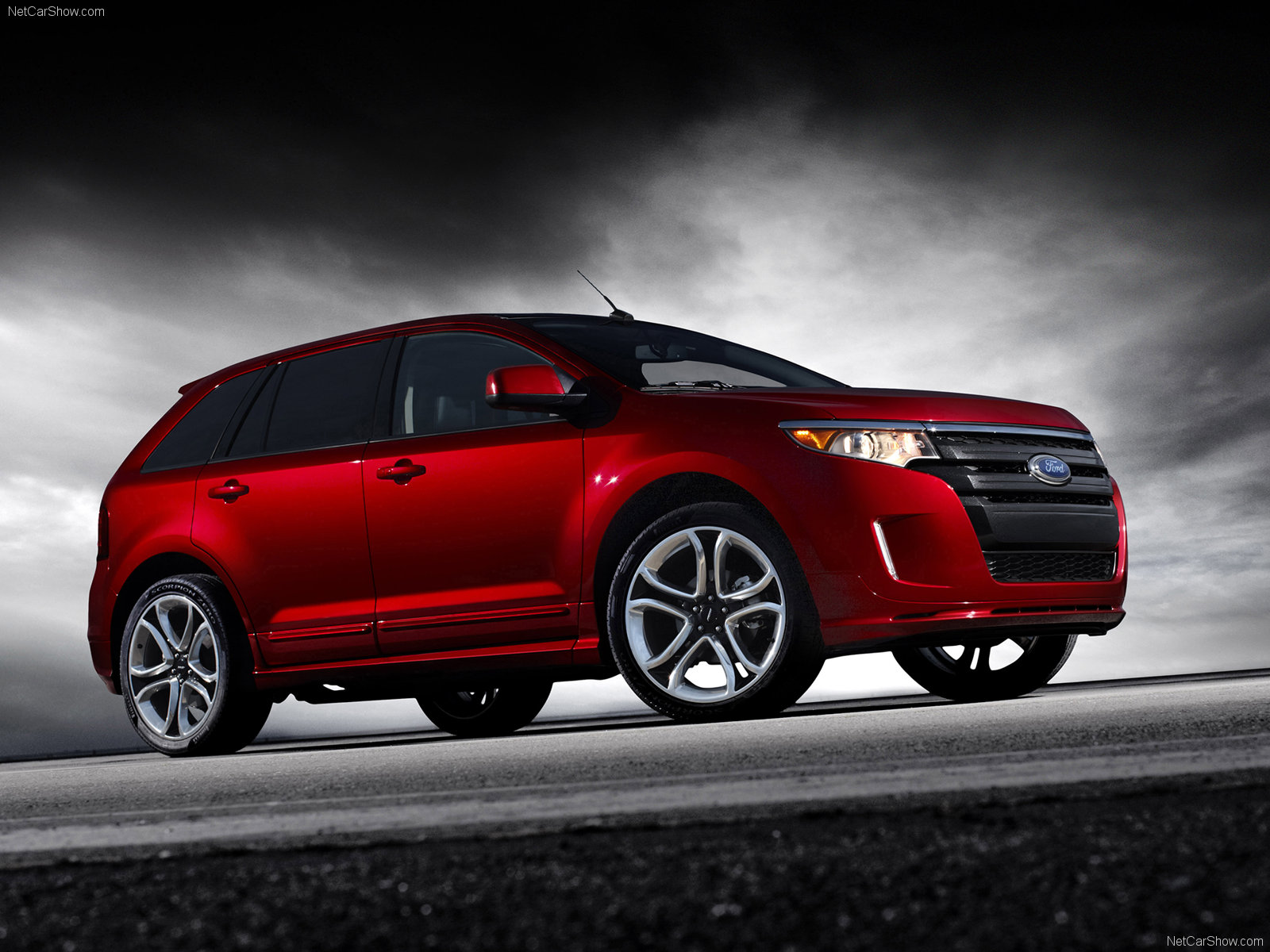 New Ford Edge Sport Pictures