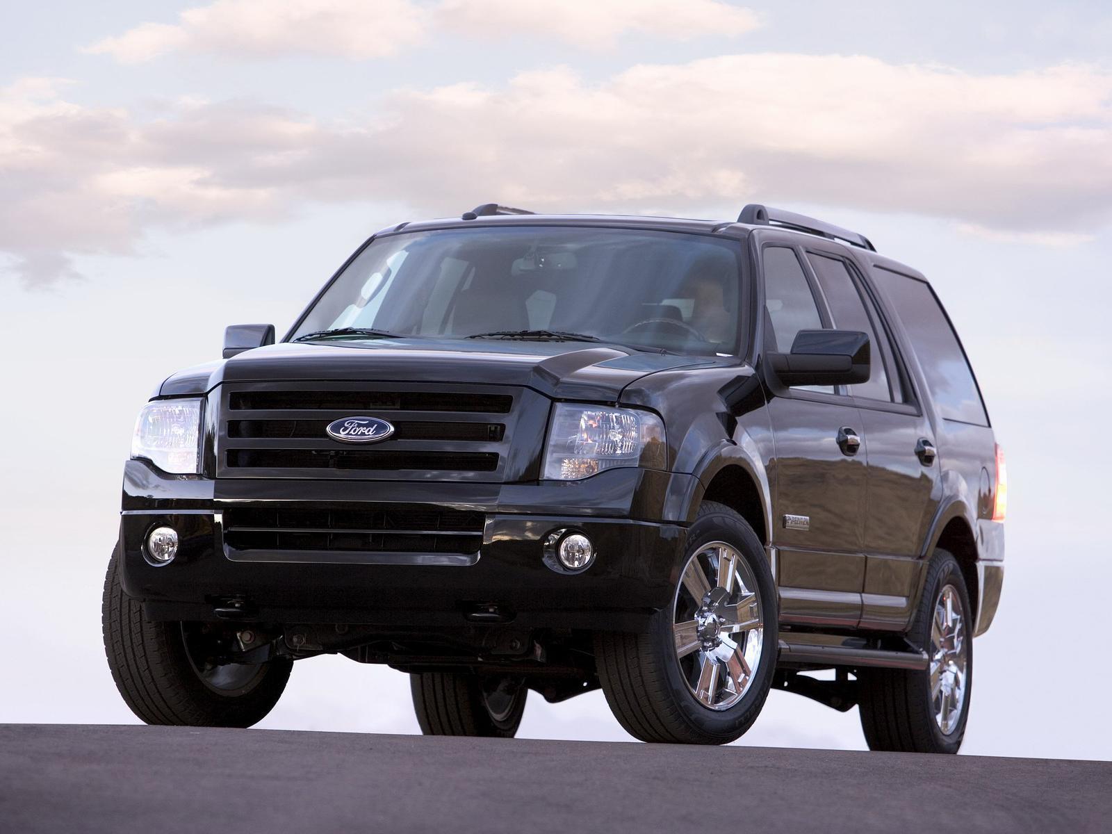 форд модели внедорожников #10