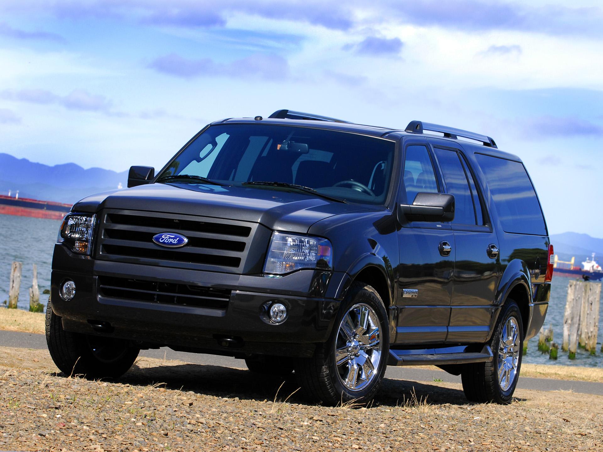 Внедорожники Ford | Каталог