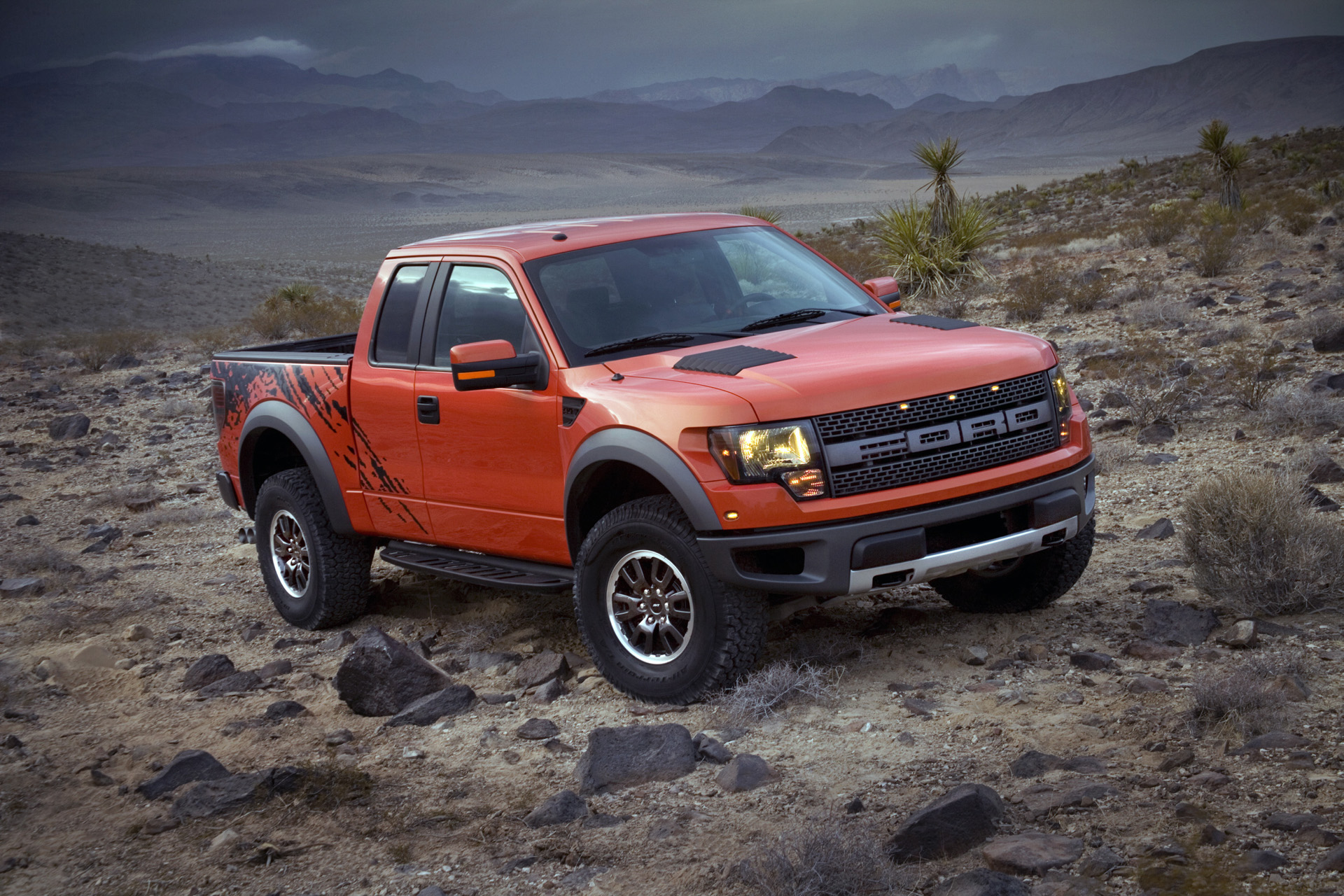 Ford F150 SVT Raptor R picture # 60023 | Ford photo ...