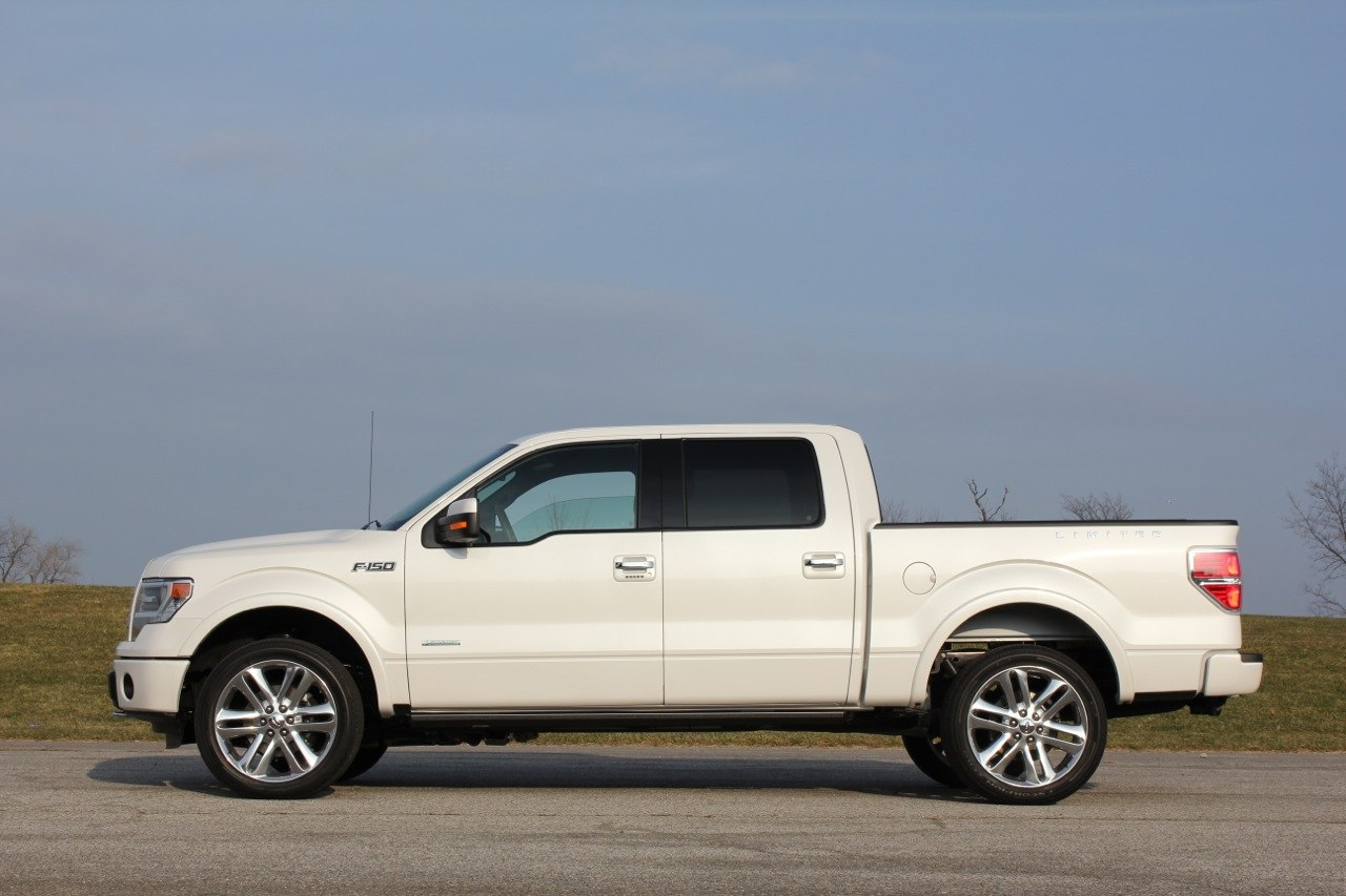 test front f review limited three quarters cars first ford