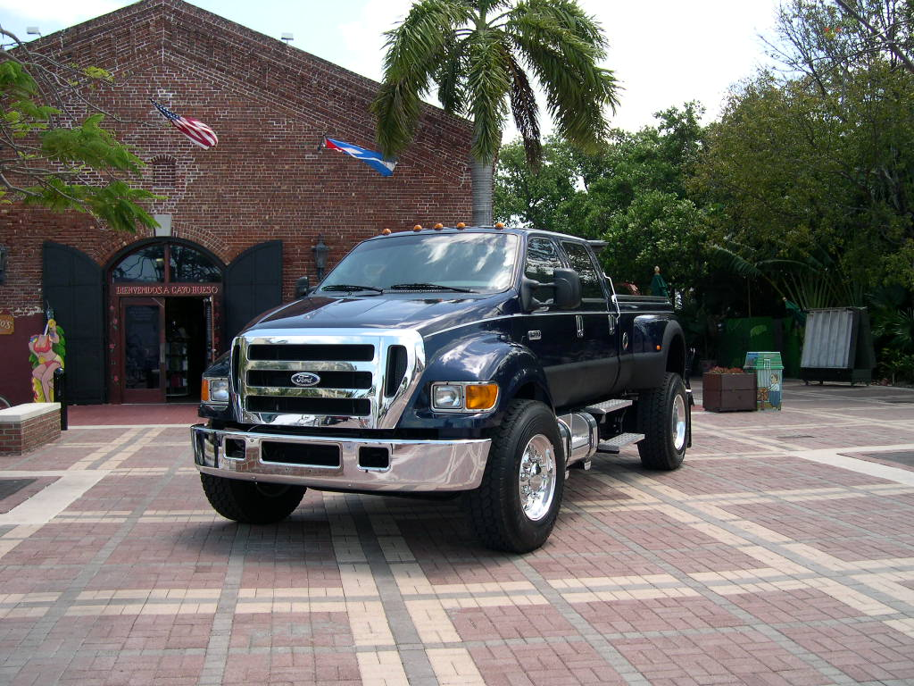 Ford F 650 Picture 37830 Ford Photo Gallery Carsbase Com