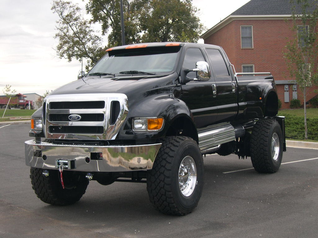 Ford F 750 >> Ford F-650 photos - PhotoGallery with 27 pics| CarsBase.com
