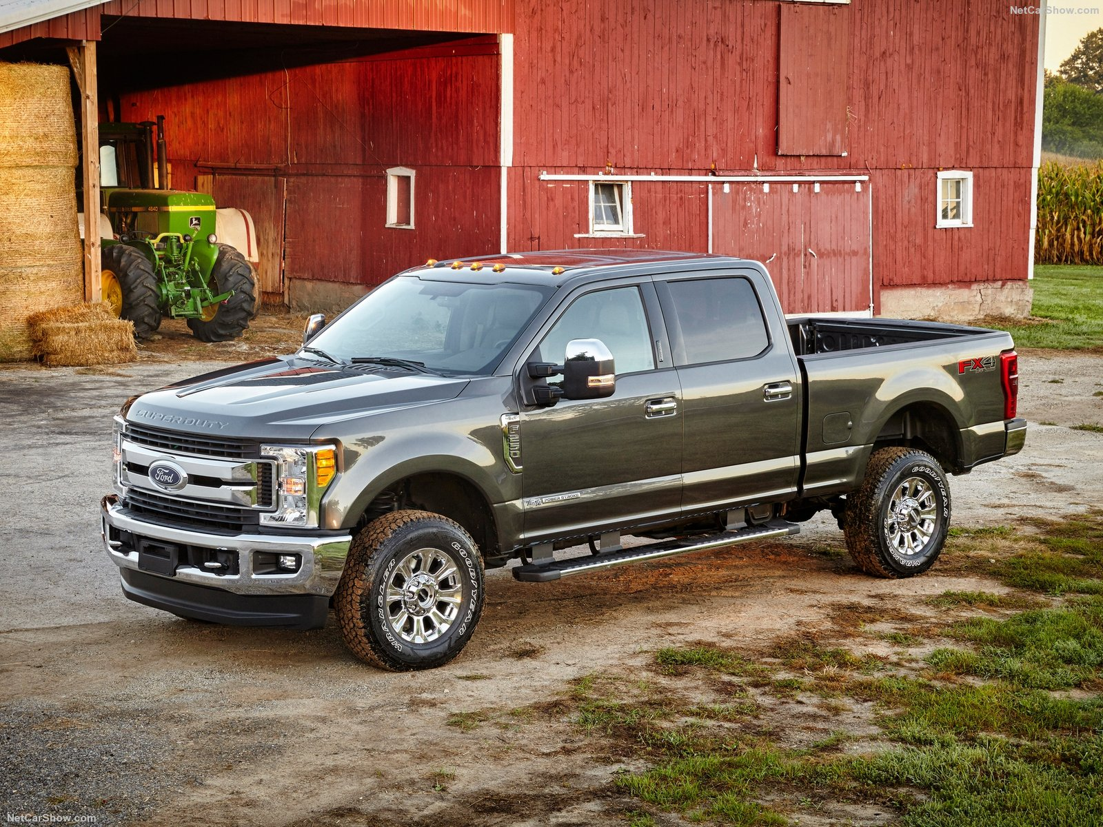 New ford f series super duty pictures
