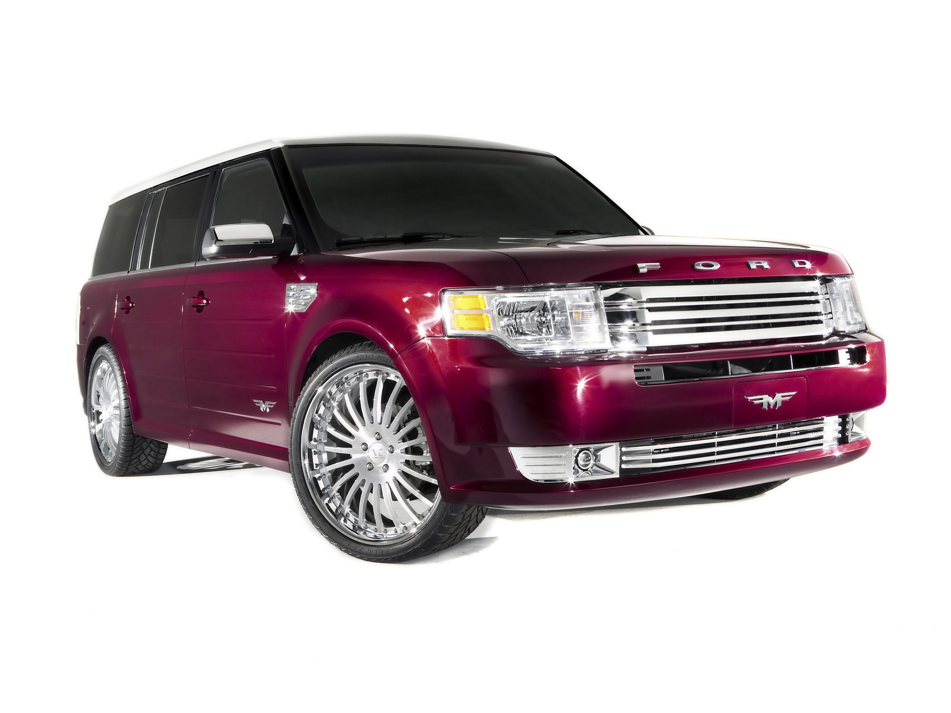 New Ford Flex  Pictures