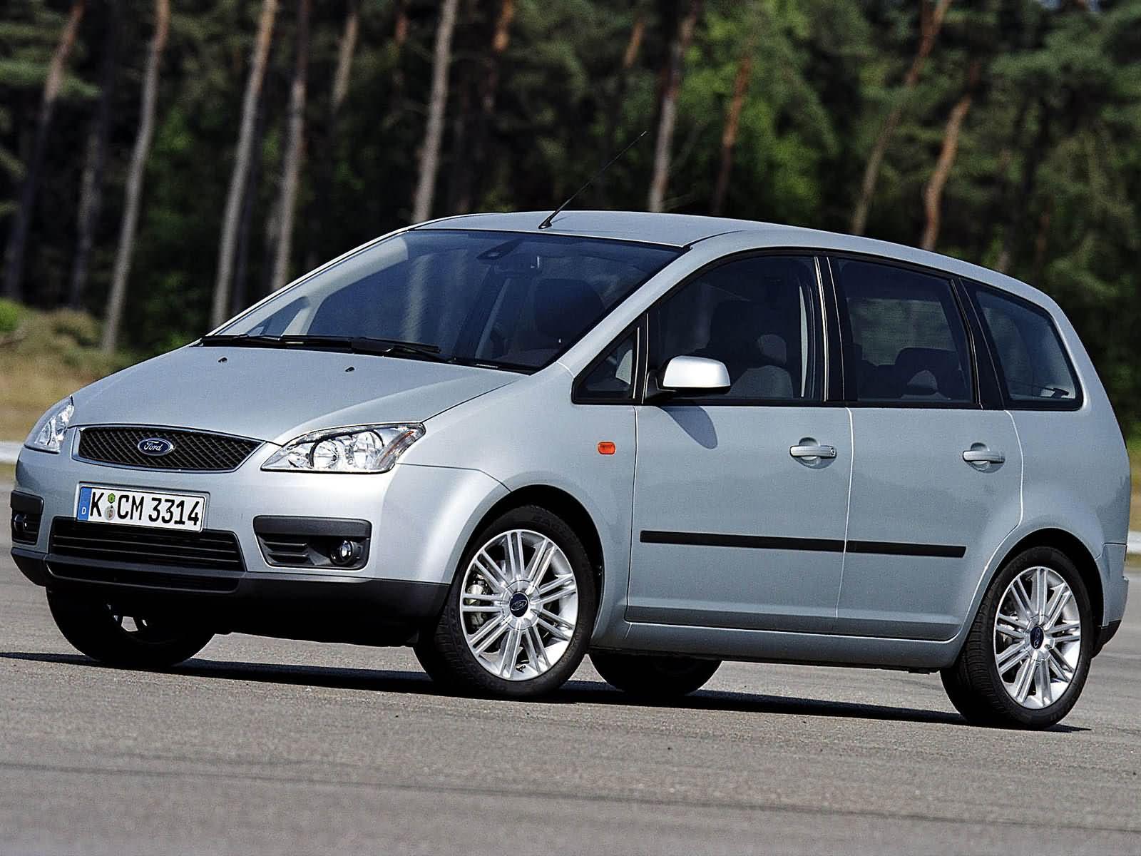 2017 Ford® C-MAX Hybrid & Plug-In Hybrid | Option to Plug ...