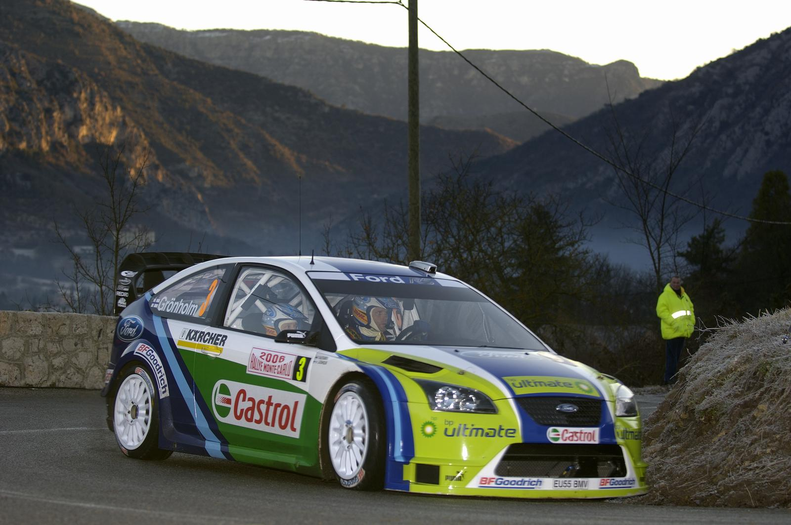 Ford Focus RS WRC picture # 32197 | Ford photo gallery | CarsBase.com