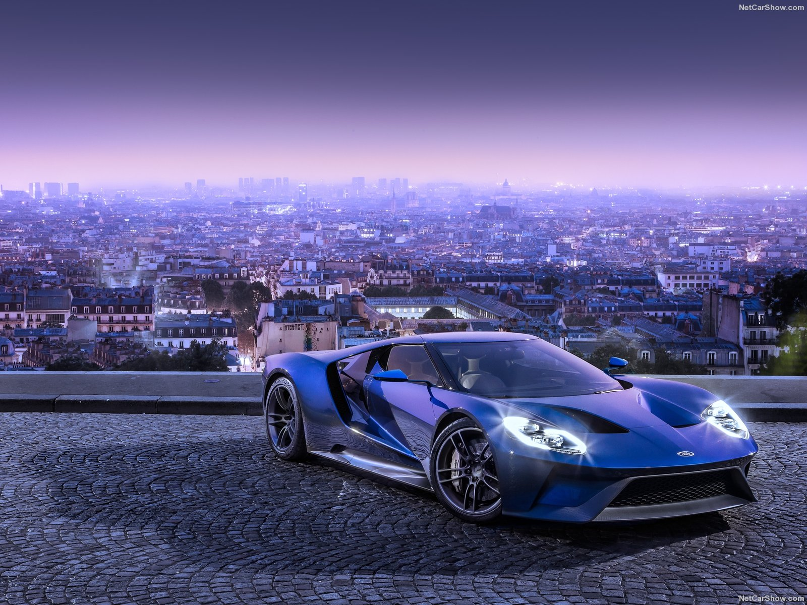 Ford Gt Concept Pic
