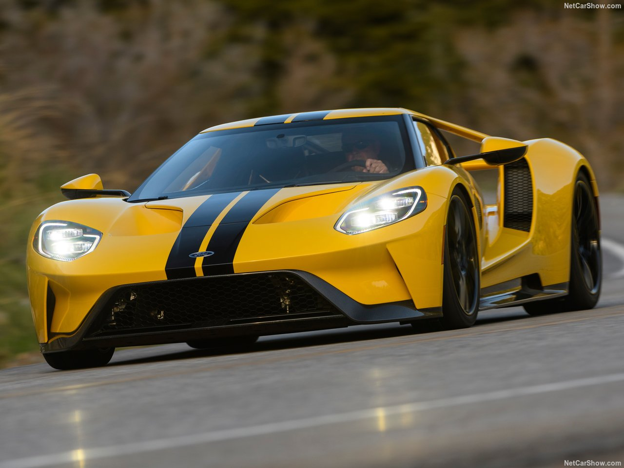 Ford GT photo 177463